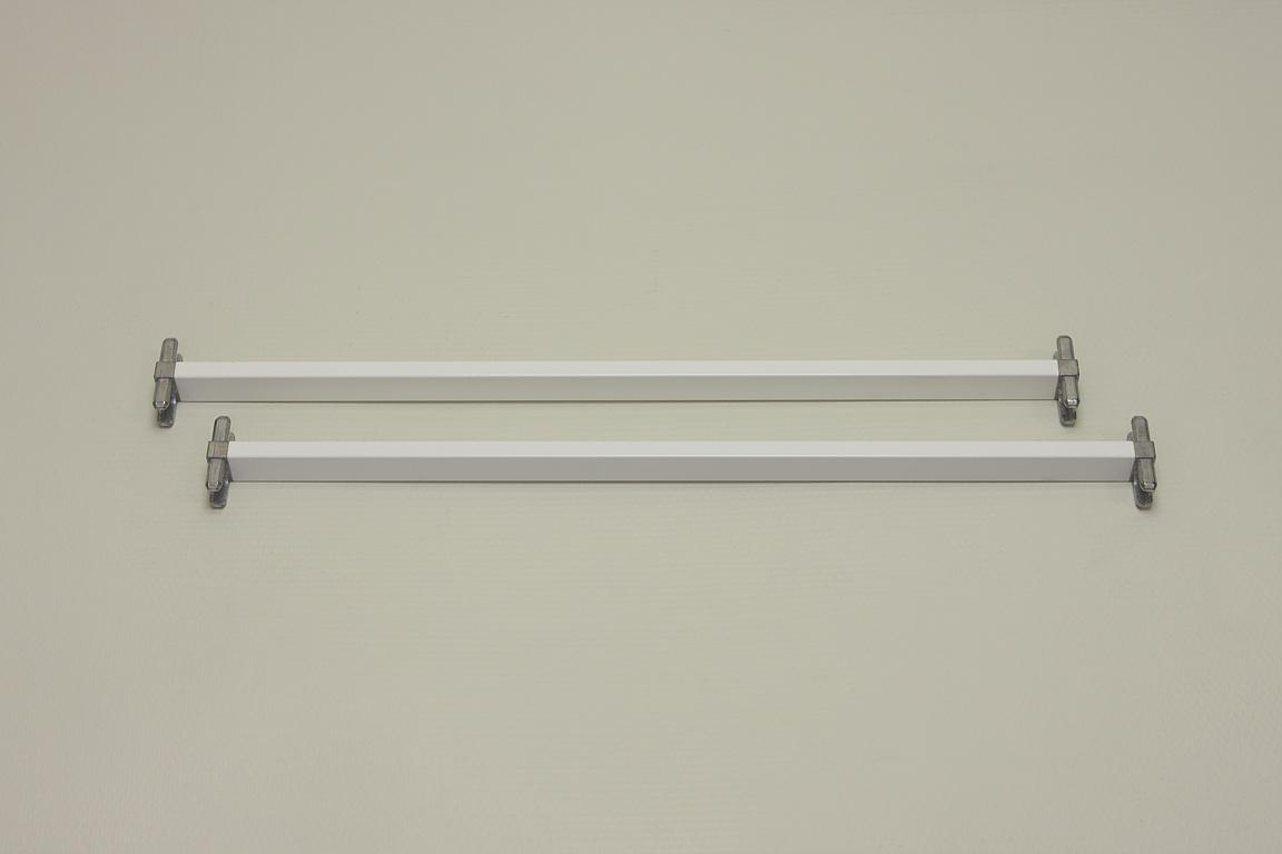 Поперечина шир. 45 см. T- обр., белый