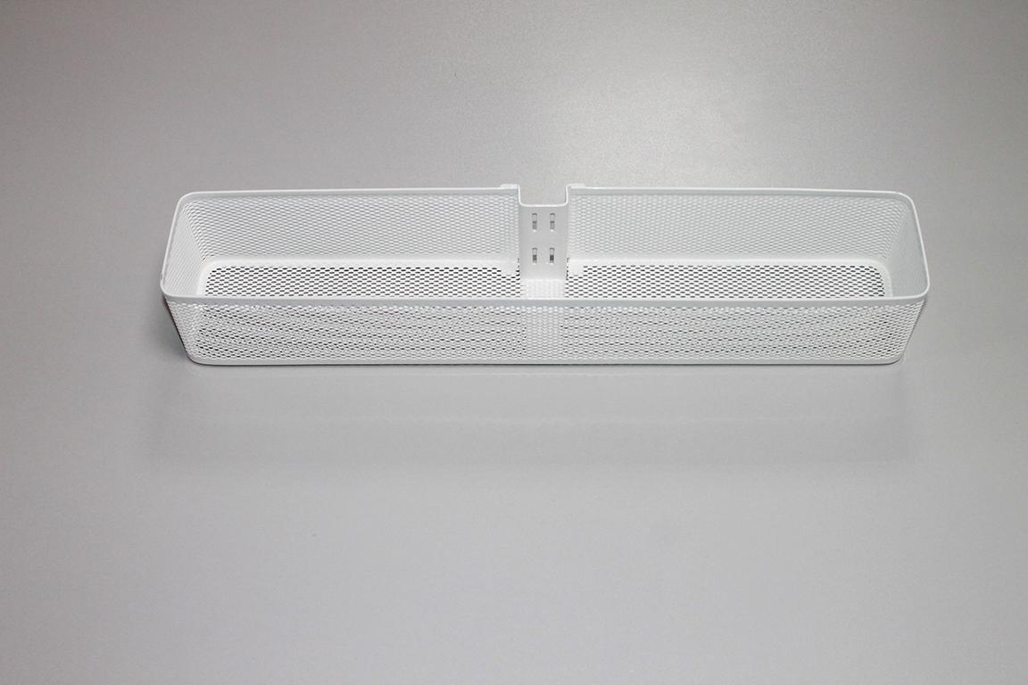 Малая корзинка Mesh для направляющей, белый