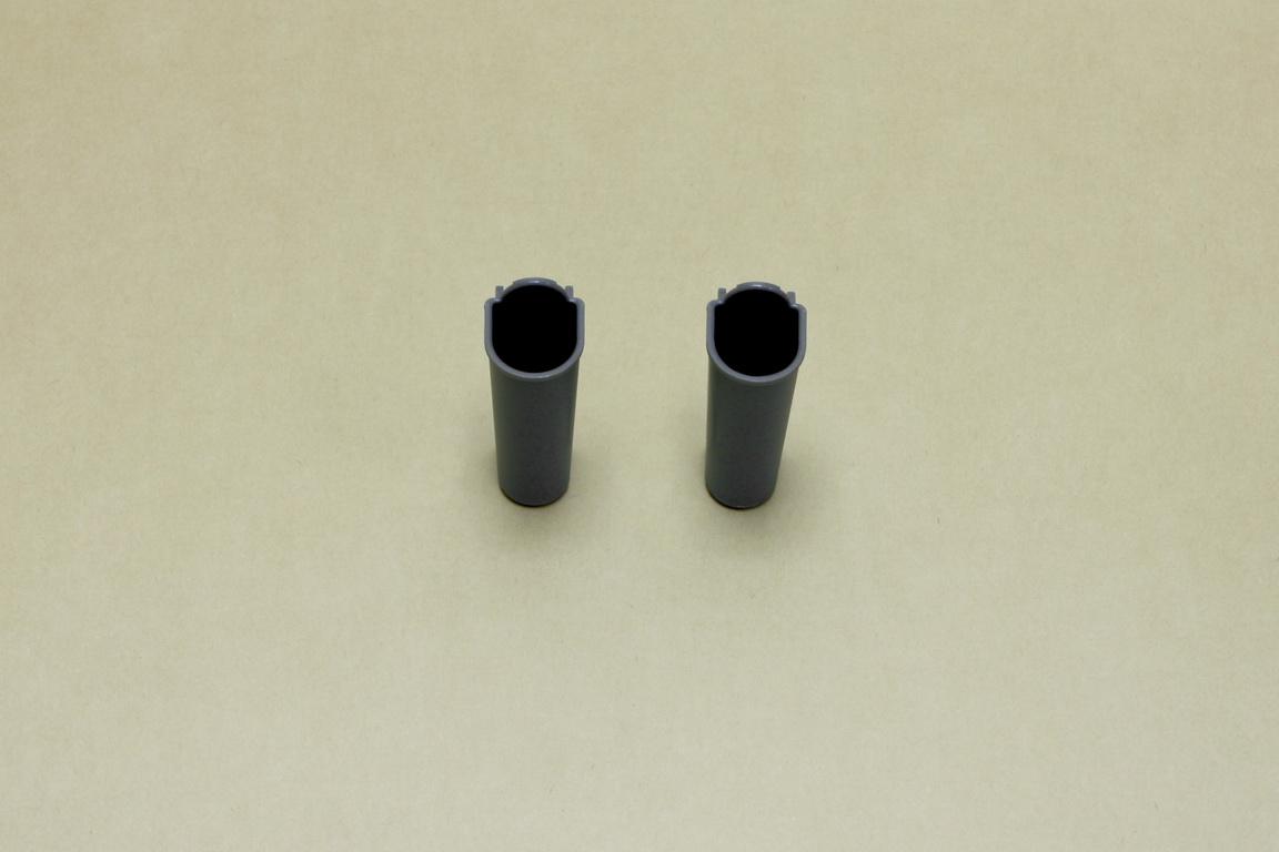 Держатель для отверток (перф. панель), 2 шт/уп., серый