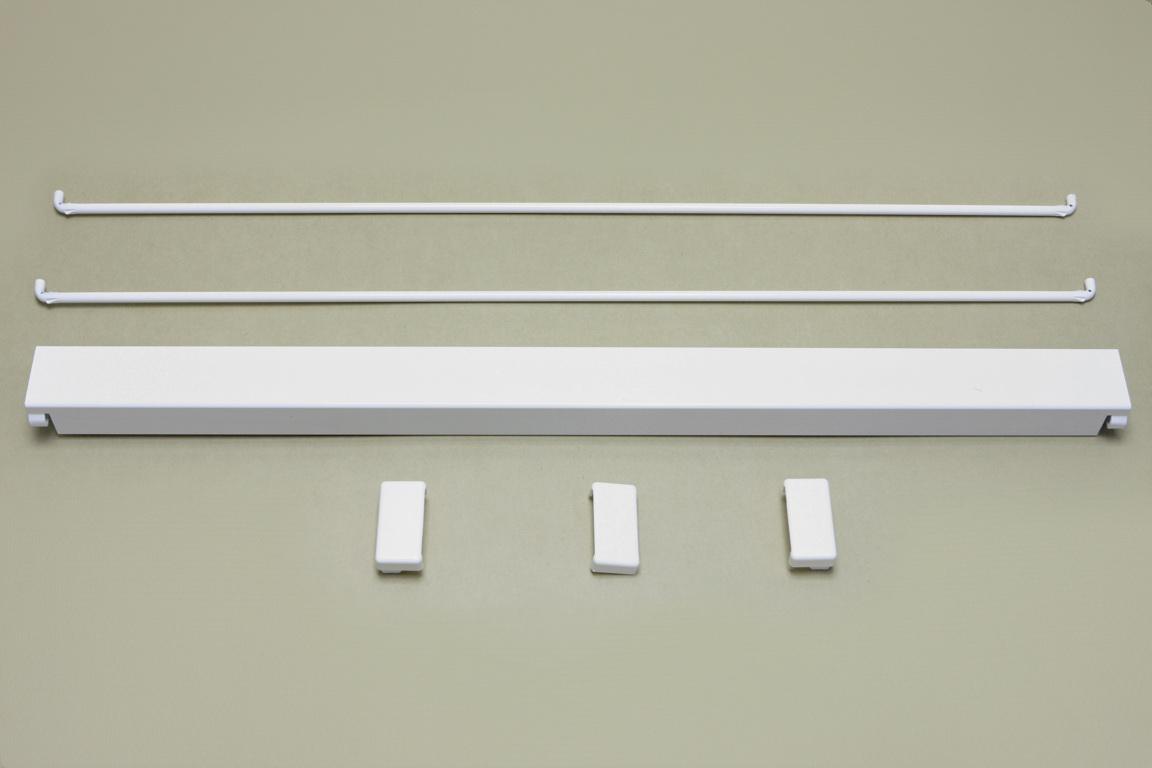 Комплект стабилизации 60,5 см, бел.