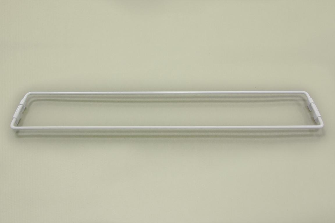 Рамка для журналов, 60 см, белый