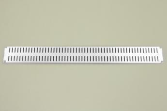 Перфорированная панель  60x6 см, белый