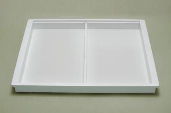 Ящик выдвижной д/аксессуаров, 437 х 600 мм, белый